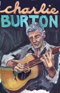 Charlie Burton Portrait